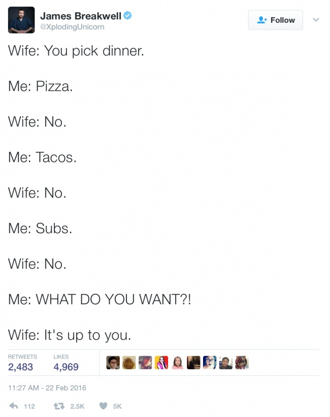17 tweets that contain the true essence of married life vicious
