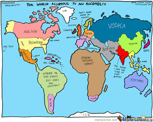 These world maps are very accurate vicious kangaroo well now you will know thanks to some random people on the internet who decided to make some hilarious and pretty cool maps of what this world really looks publicscrutiny Gallery