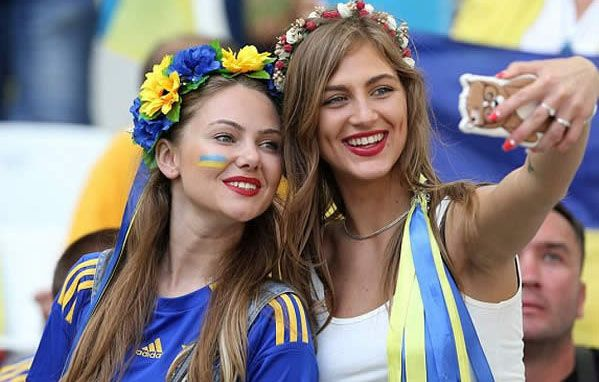 European Countries of amazingly beautiful girls Some Foreign.