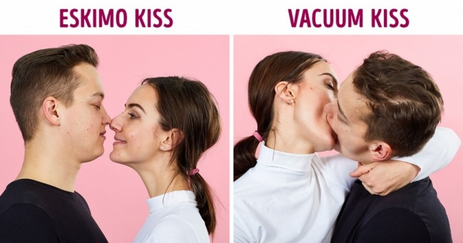 Kiss types of 15 Types